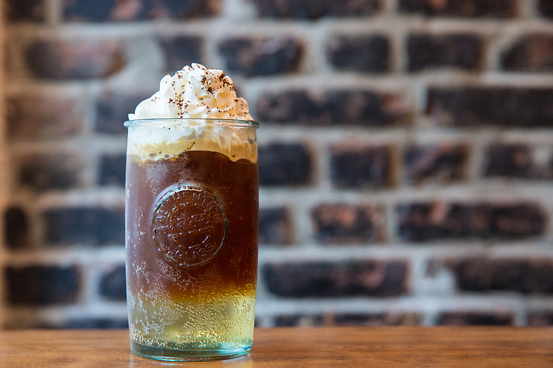 Coffee Project serves up an array of inventive hot beverages.