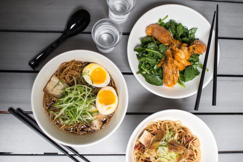 Ivan Ramen injects a hearty dose of Japan into the Lower East Side's dining scene.