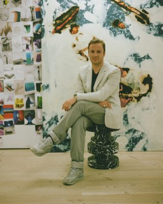 """""""The idea to collaborate came about when I met the Bulgari team at a LVMH event. We started chatting and realised it would be great to do a collaboration together, as even though we're very different brands we actually have quite a lot in common with our codes."""""""