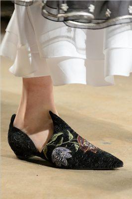 1. Floral Footwork | Erdem
