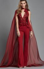 Zuhair Murad: Lebanese couturier Zuhair Murad's spring/summer18 ready-to-wear collection offered opulence and glamour in spades. Mini dresses cut from studded leather will appeal to his legion of young party girls, while the collection's refined tailored suits and flowing Grecian gowns will be a sure fire hit with his older clientele.