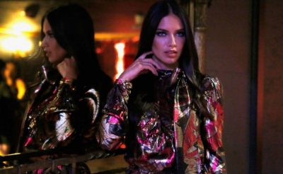 10 Questions With Adriana Lima
