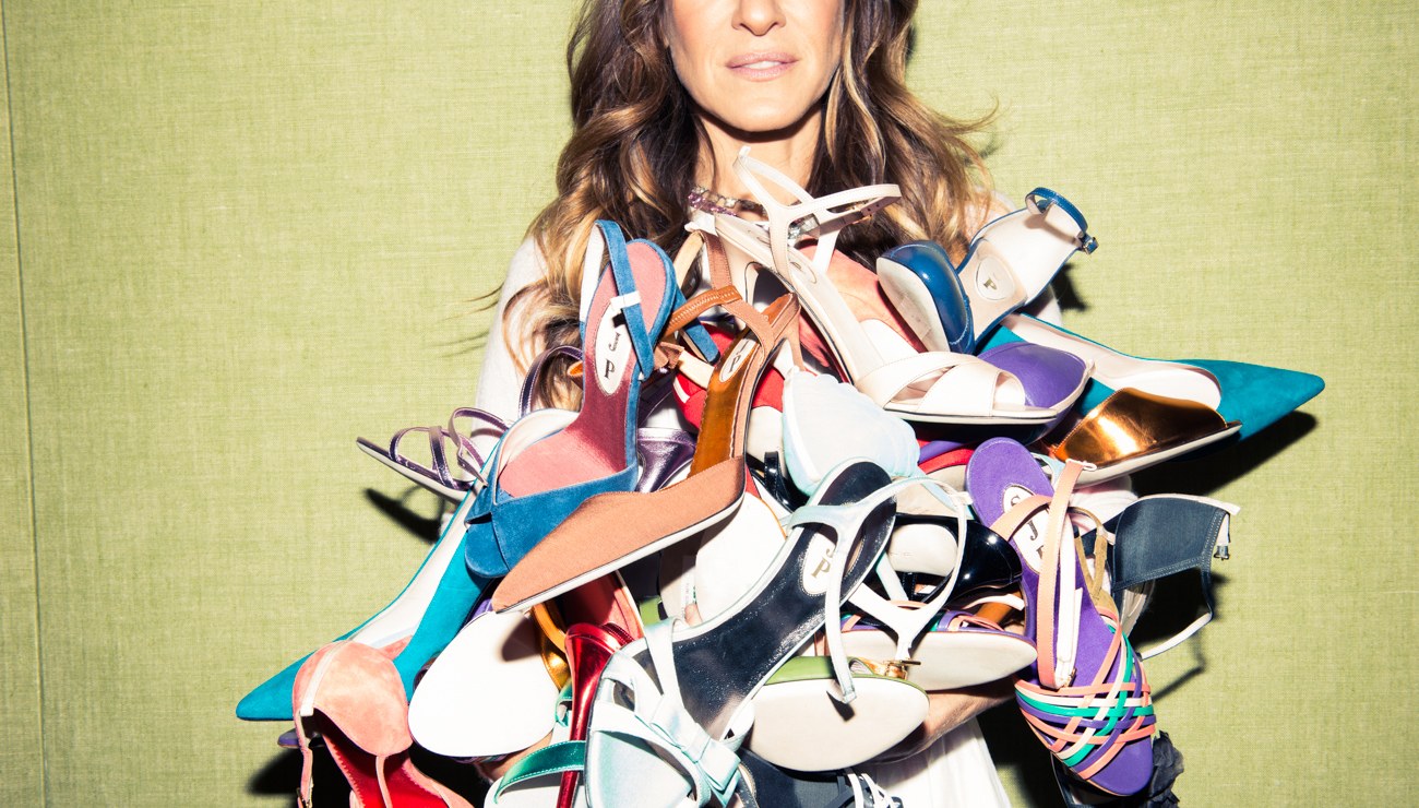5 Times SJP Gave Us Serious Shoe Envy