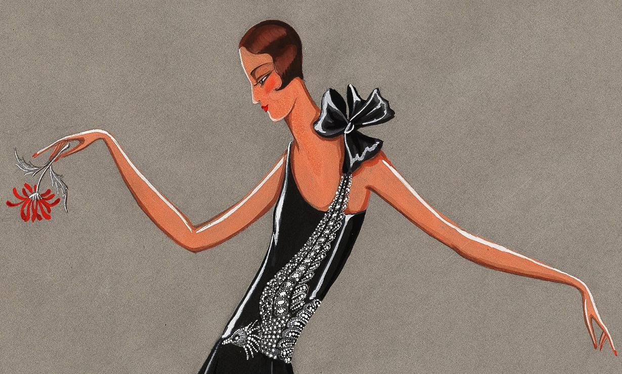 A Century in Design: Jeanne Lanvin