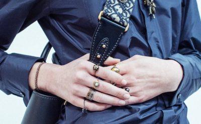 Accessory Focus: Dior's Autumn/Winter17 Jewellery