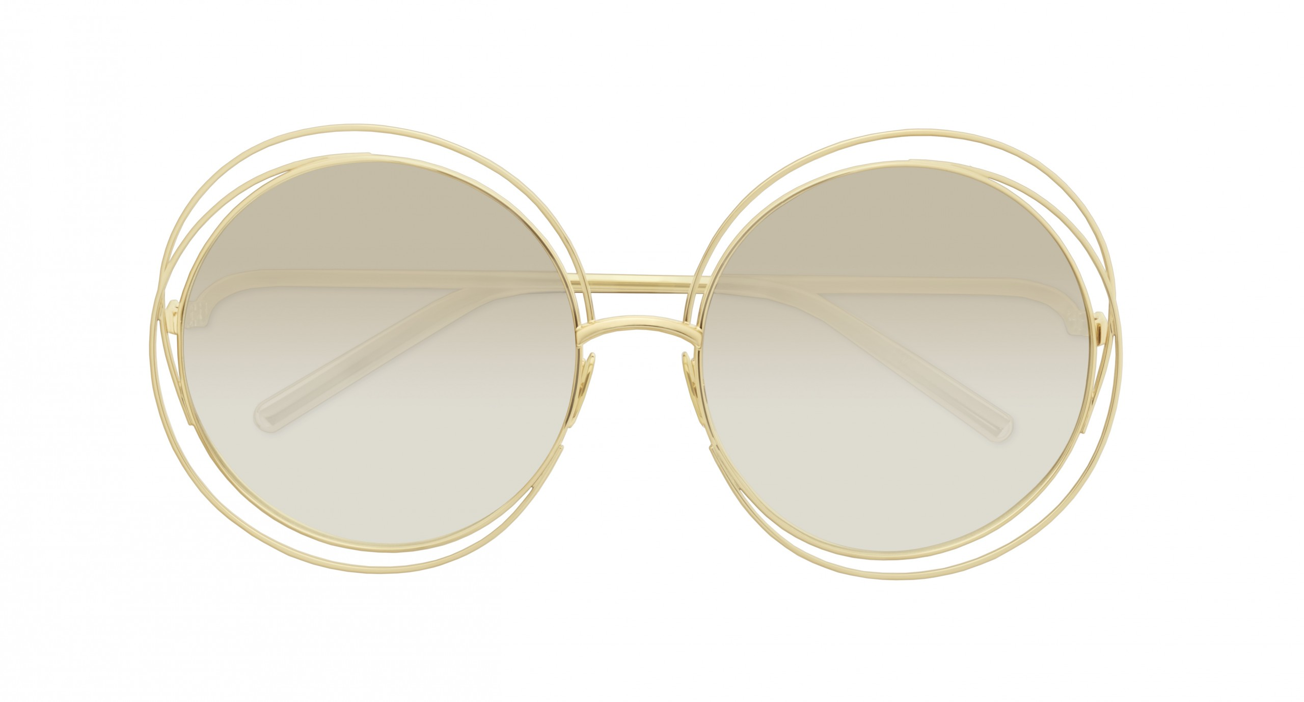 Accessory of the Week: Chloé's Eyes of Gold
