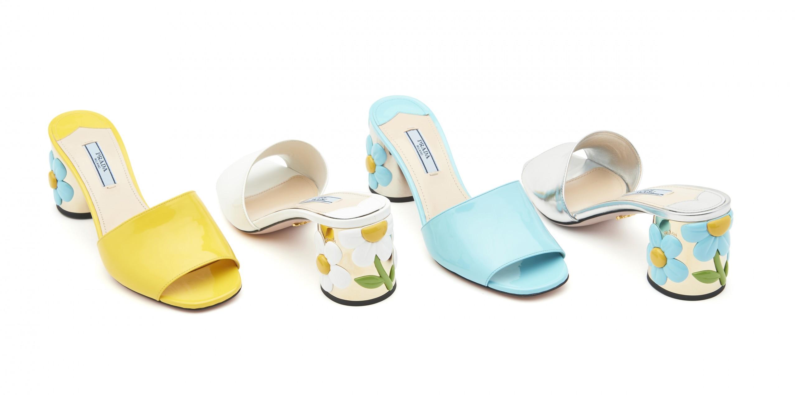 Accessory of the Week: Prada's Footwear Exclusive