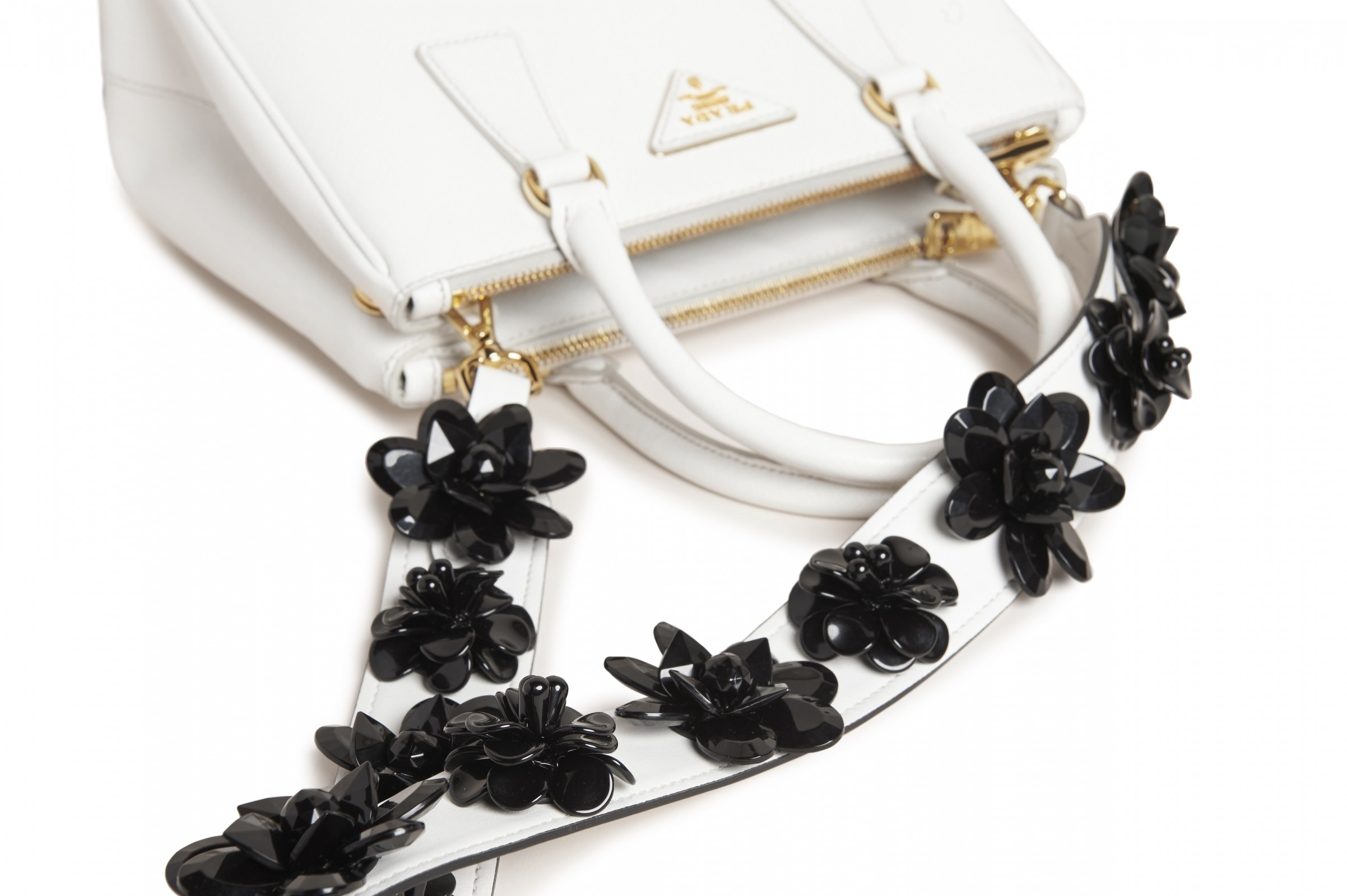 Accessory of the Week: Prada's Personalised Straps