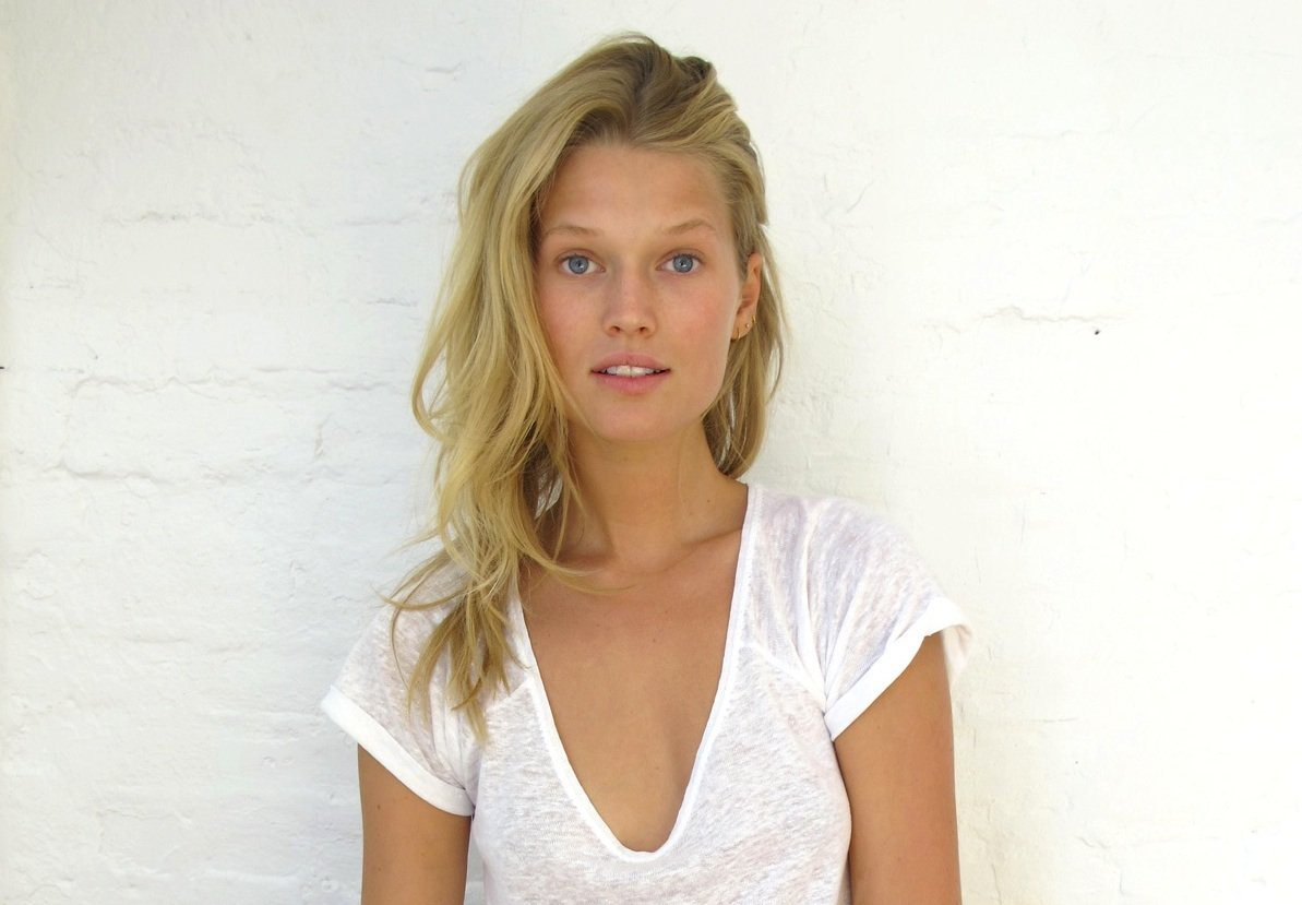Beauty Secrets with Toni Garrn