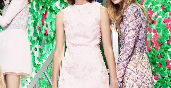 Behind the Crinoline at Dior