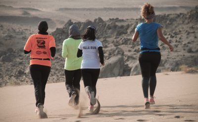 Born to Run: Jeddah Running Collective
