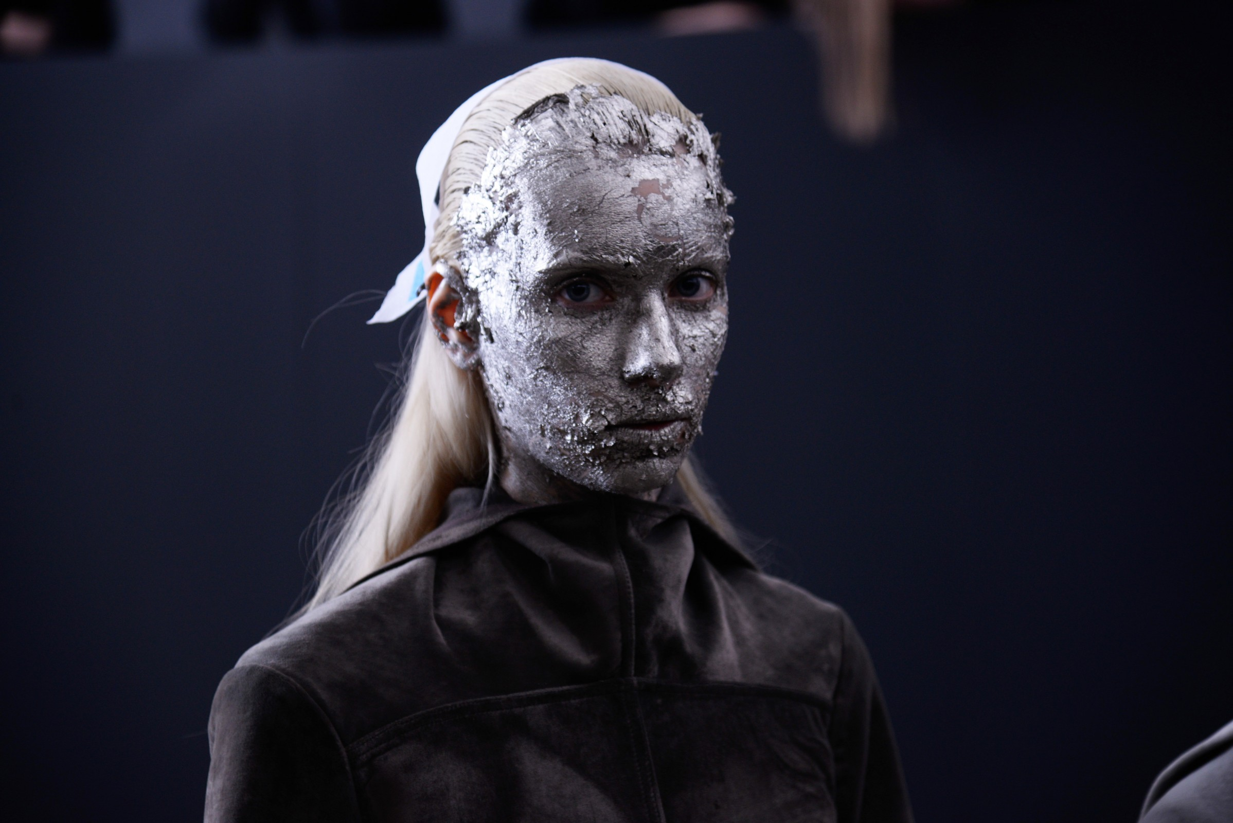 Canvas Face: AW15's Artisanal Beauty