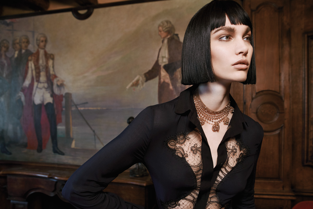 Cartier Brings Parisian Style to the Middle East