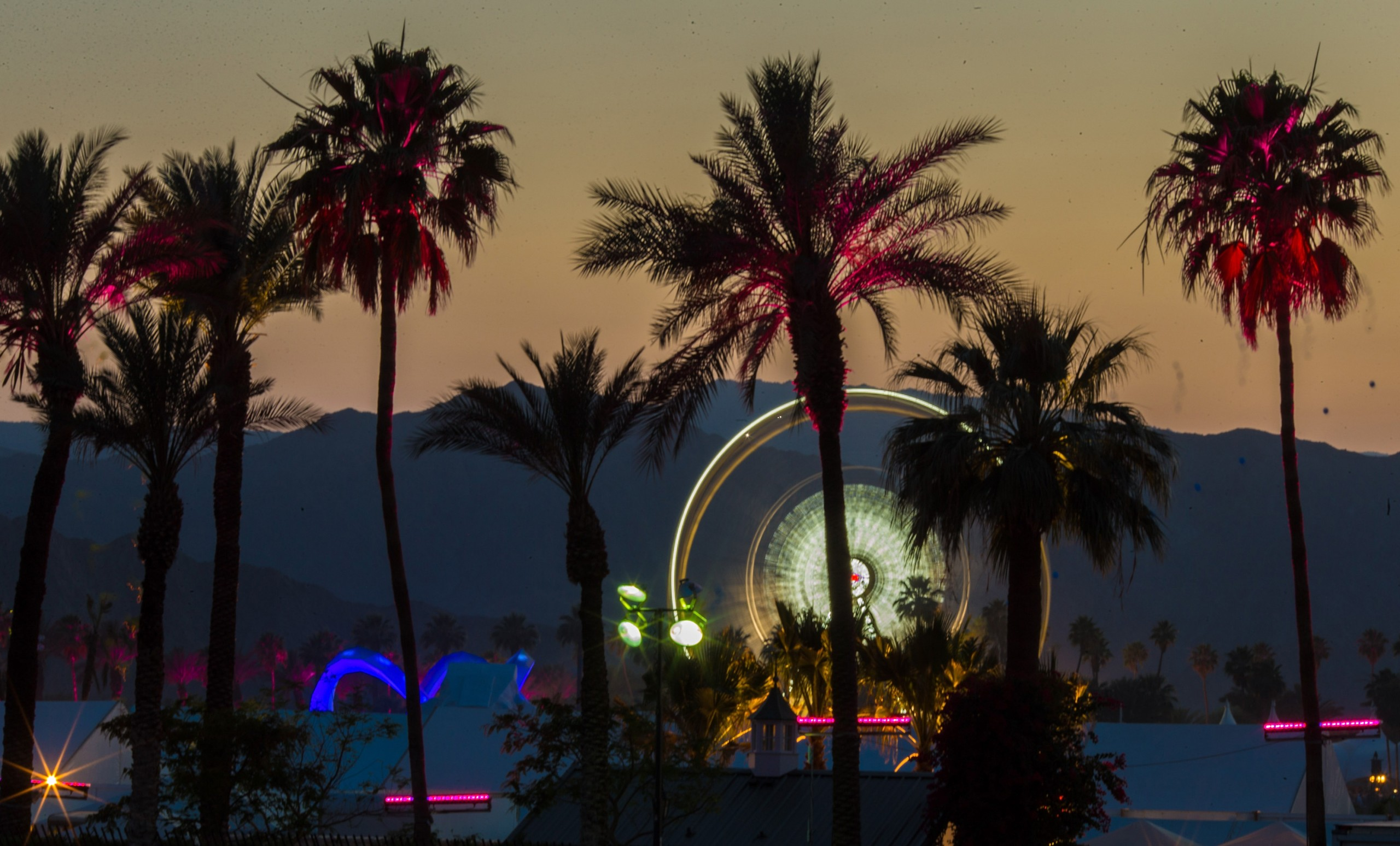 Conquer Coachella Beauty this Weekend