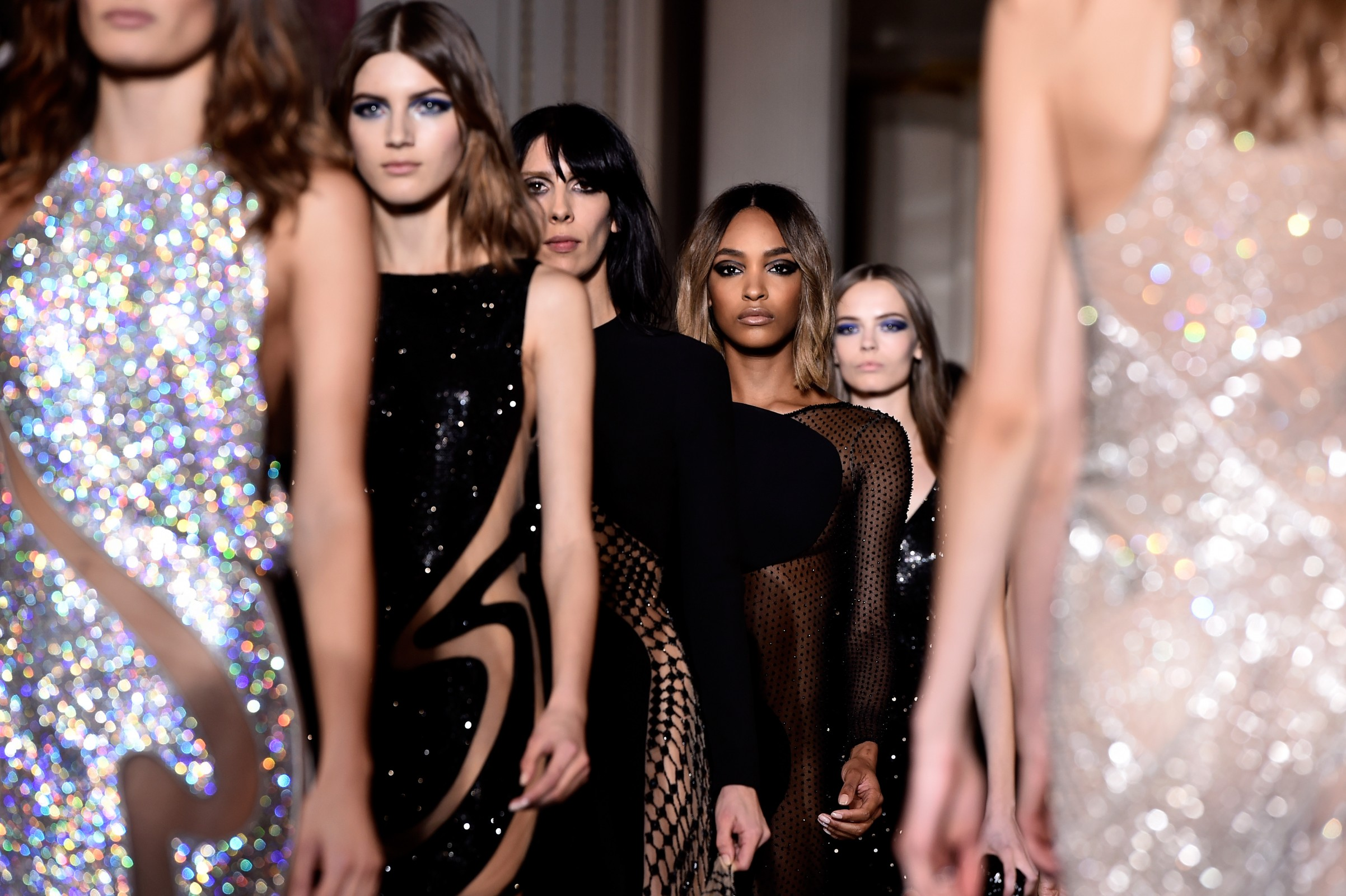 Couture Watch: Atelier Versace
