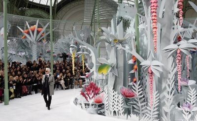 Couture Watch: Chanel SS15