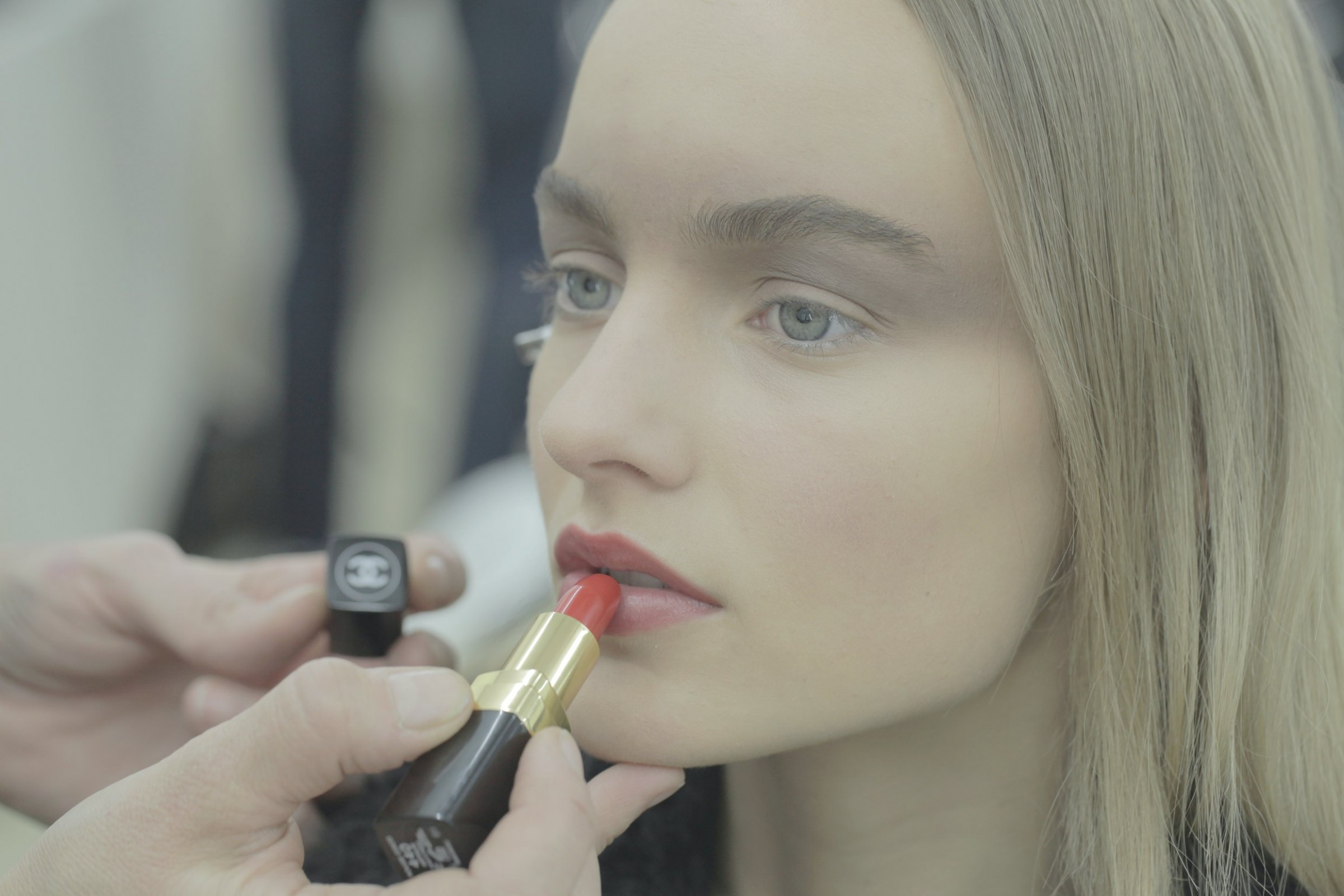 Couture Watch: Spring Beauty at Chanel