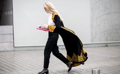 Couture Watch: Street Style
