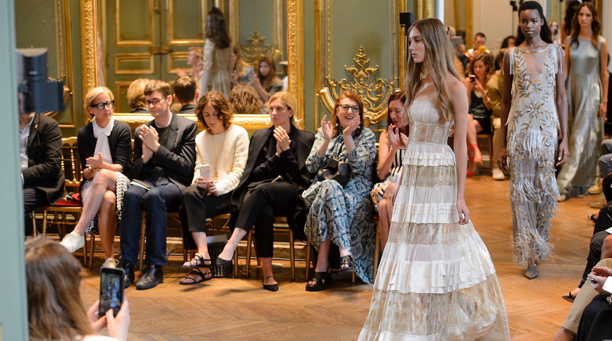 Couture Week AW16: Let There Be Light with Alberta Ferretti