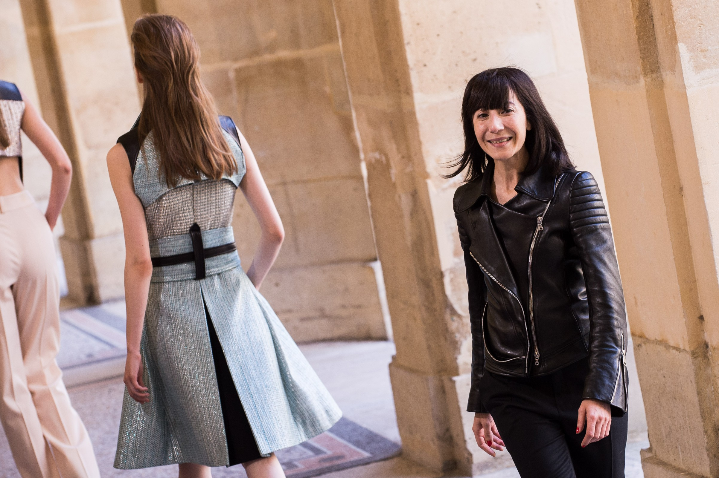 Couture's Rising Star Takes the Reins at Lanvin