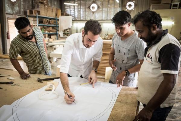 Dubai Designer Wins Middle Eastern Emergent Designer Prize