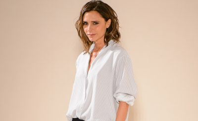 Five Minutes With Victoria Beckham