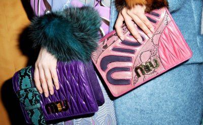 Focus Of The Week: Miu Miu's My Miu Bag
