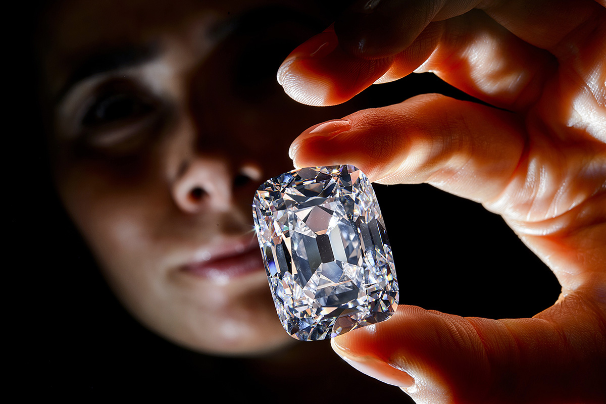 Gems That Made History