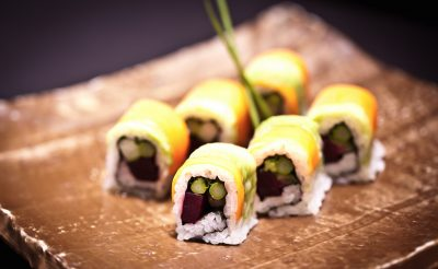 Is Sushi 'Healthy'?