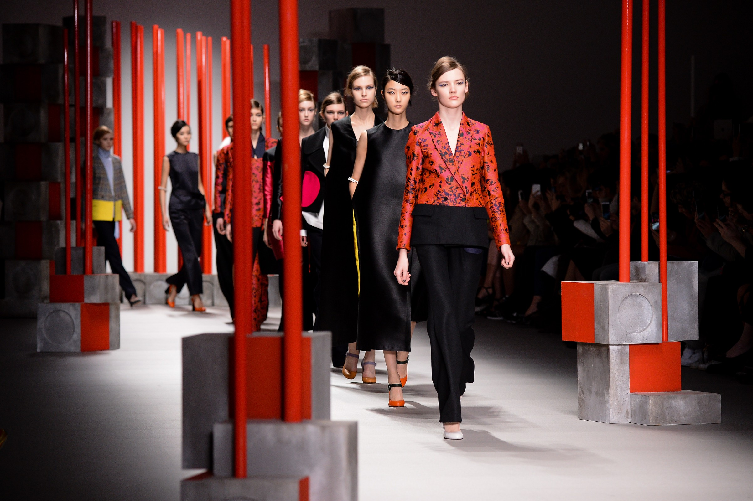 LFW: The Red Revolution