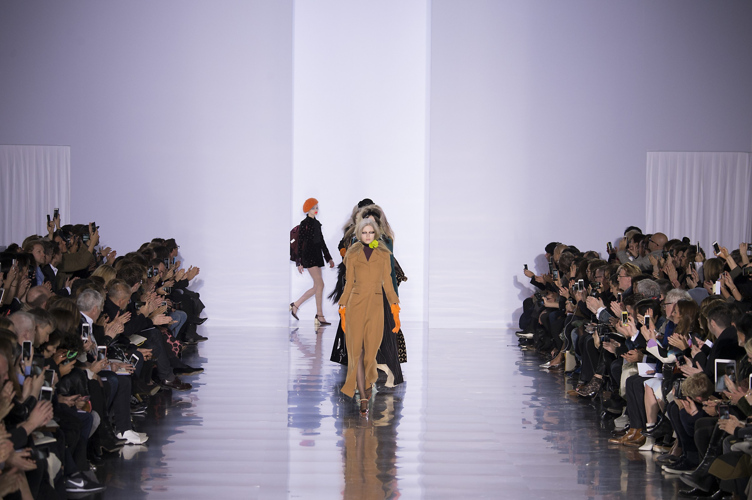 Maison Margiela: Galliano Delivers Bold Drama and Beauty