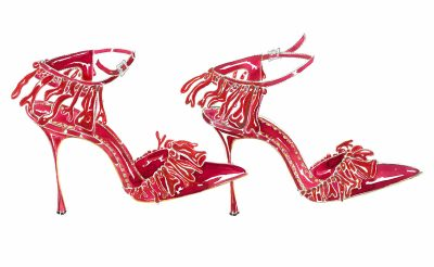 Manolo Blahnik's A/W17 Collection