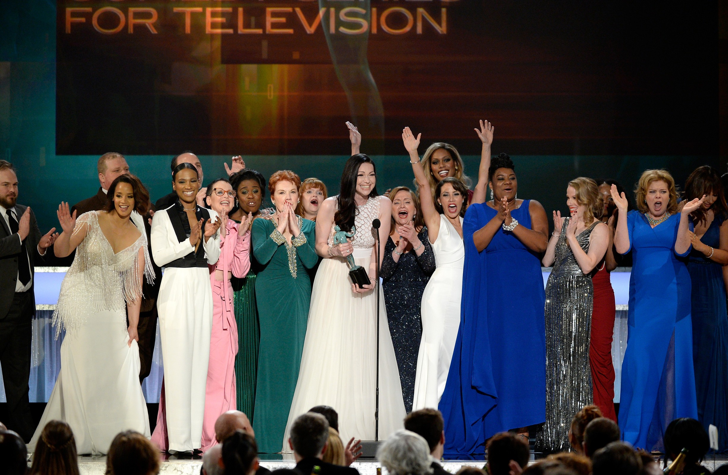 Memorable Moments from SAG Awards 2016