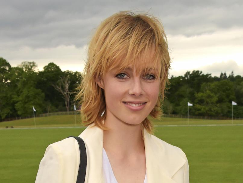 Model Watch: Edie Campbell