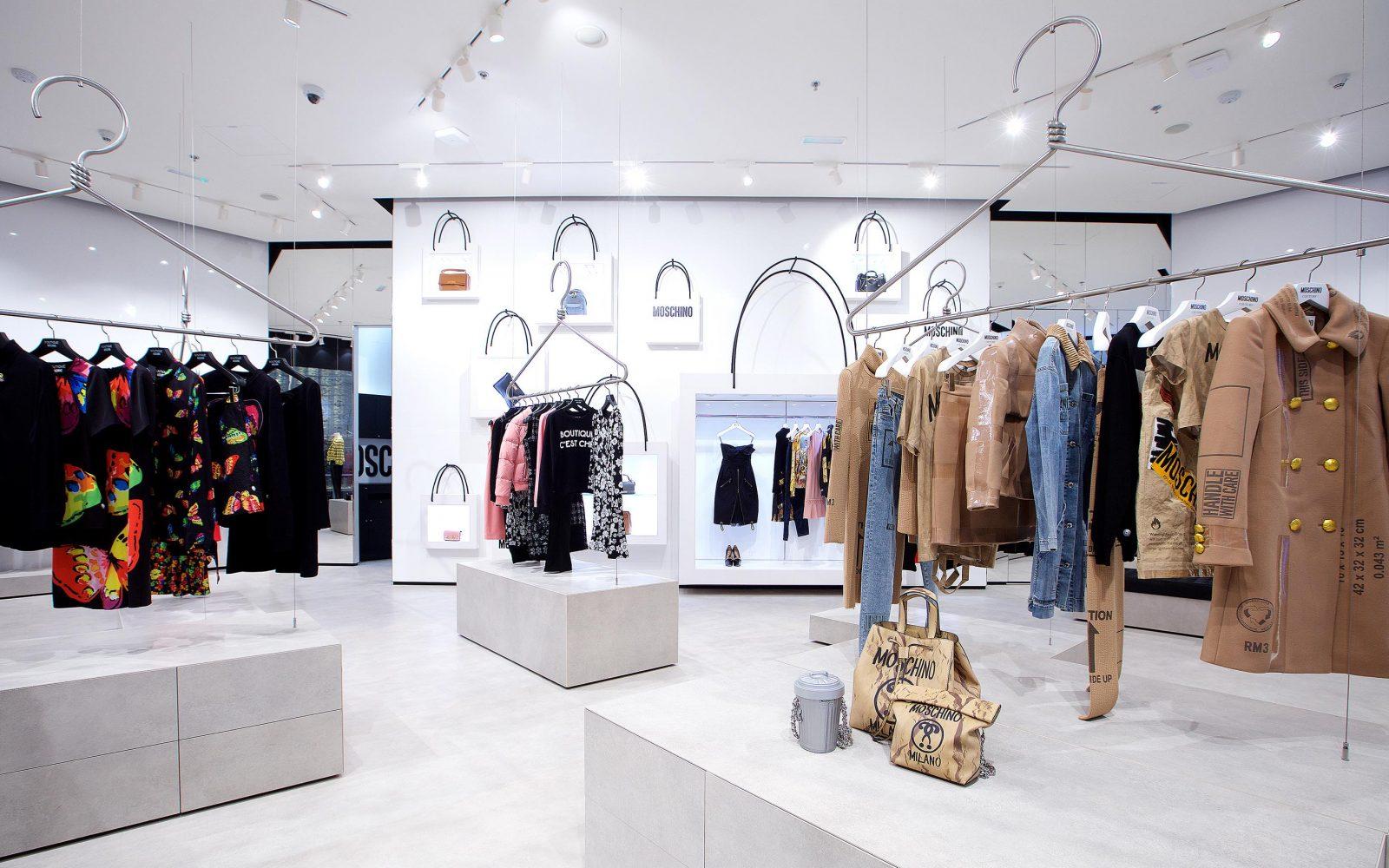 Moschino's Flagship Store
