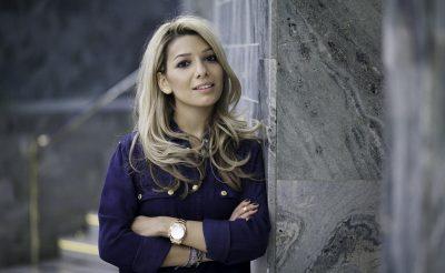 My Stylish Life: Leila Kashnipour