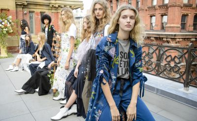 NYFW SS18: Weekend Round Up