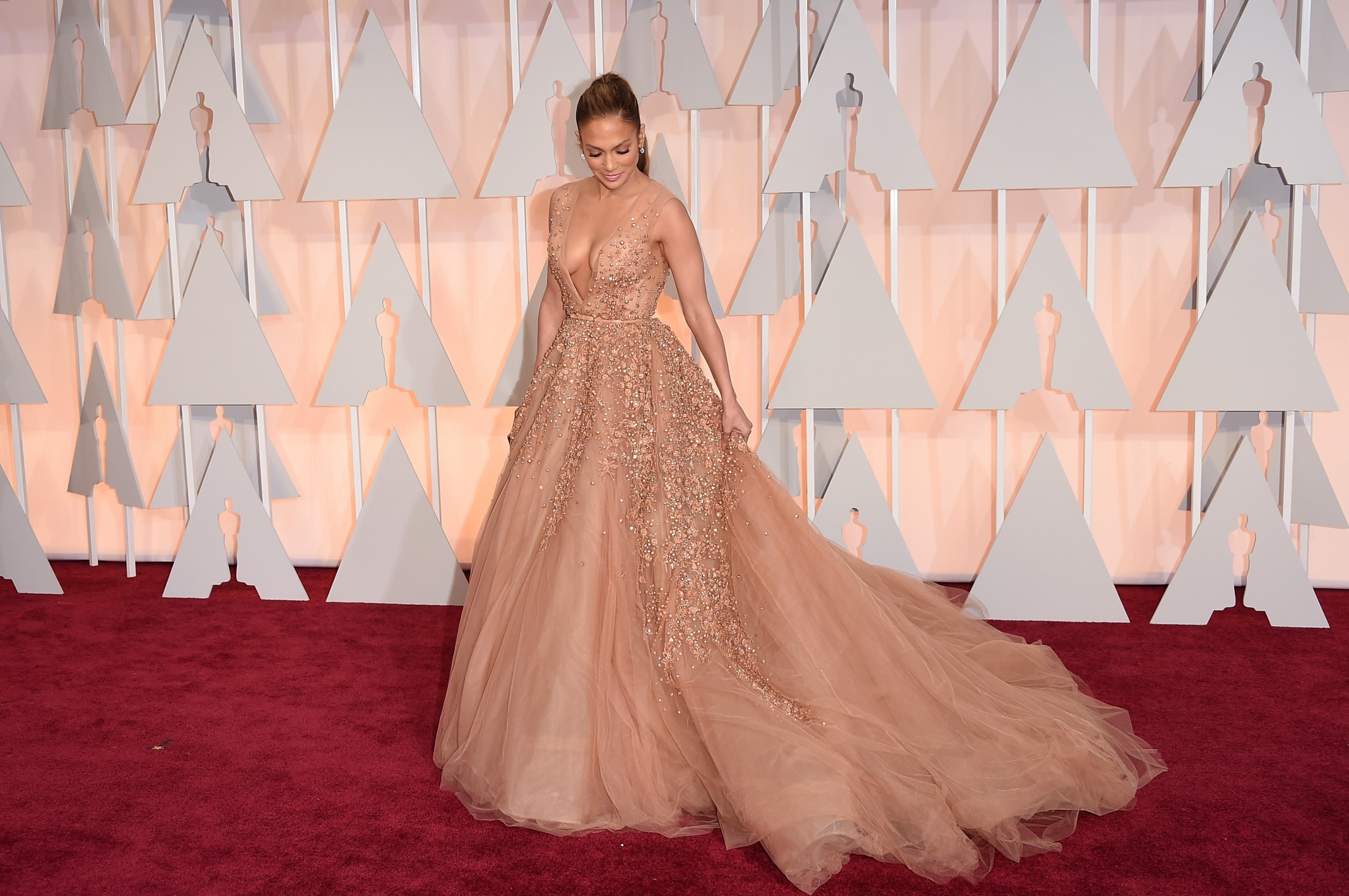 Oscars 2015: Best Dressed - MOJEH