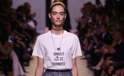 PFW: Dior's Feminists
