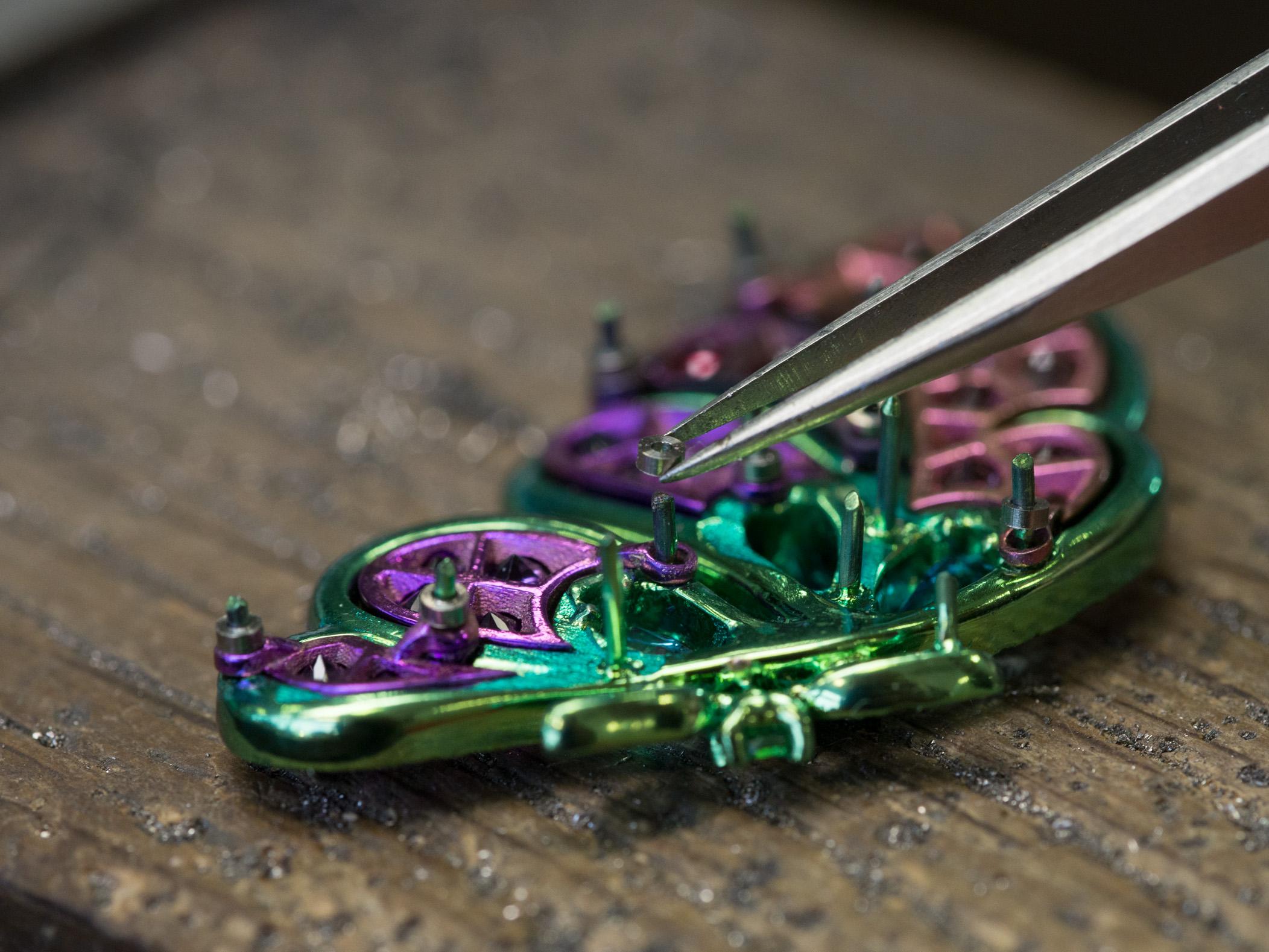 Paradisiacal Jewels