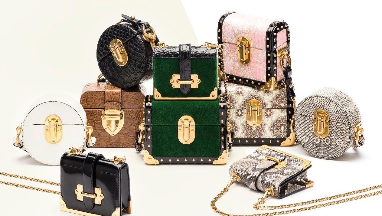 Prada's New Micro Bags