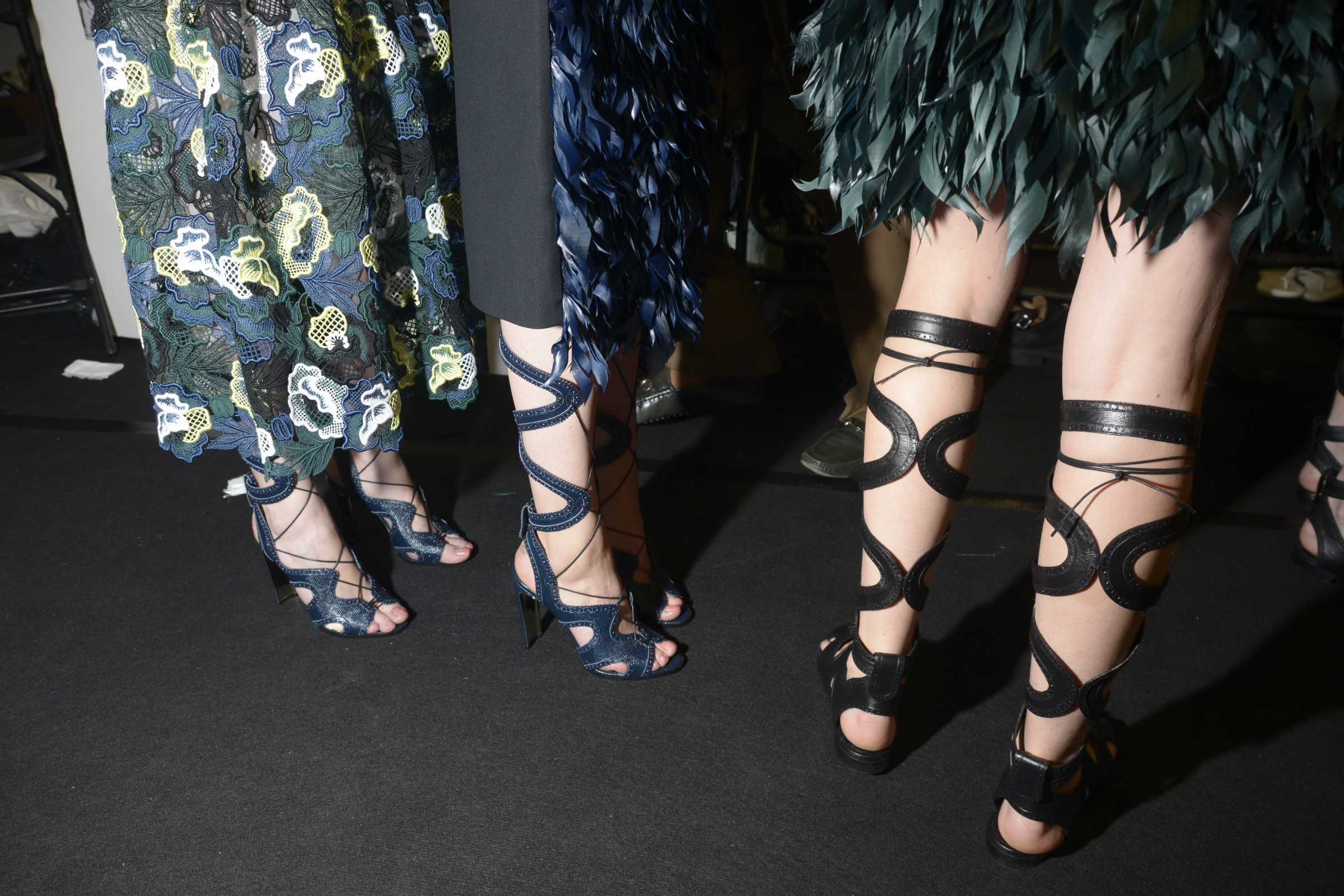 Right to Rome: Gladiator Sandals