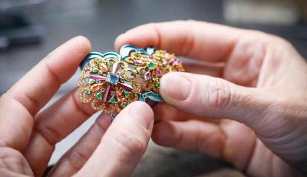 Rihanna Reveals Chopard Jewellery Collection