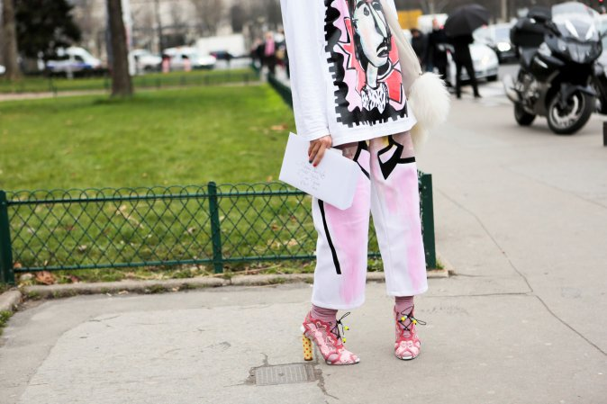 SS14 Couture Street Style
