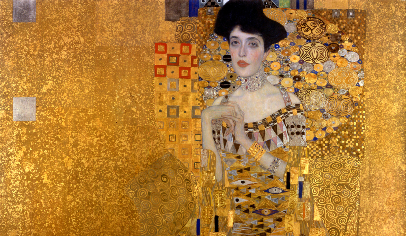 Searching for Gustav Klimt's Woman in Gold