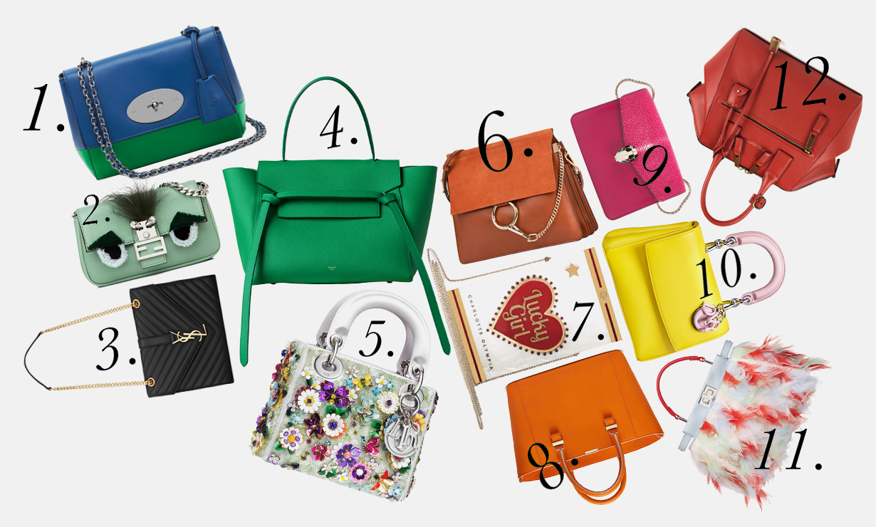 Spring's Best Bag Styles