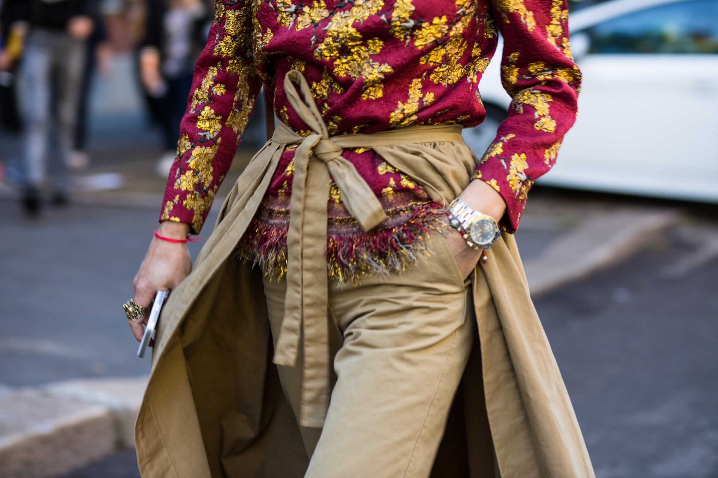 Style Note: The Opulence of Winter