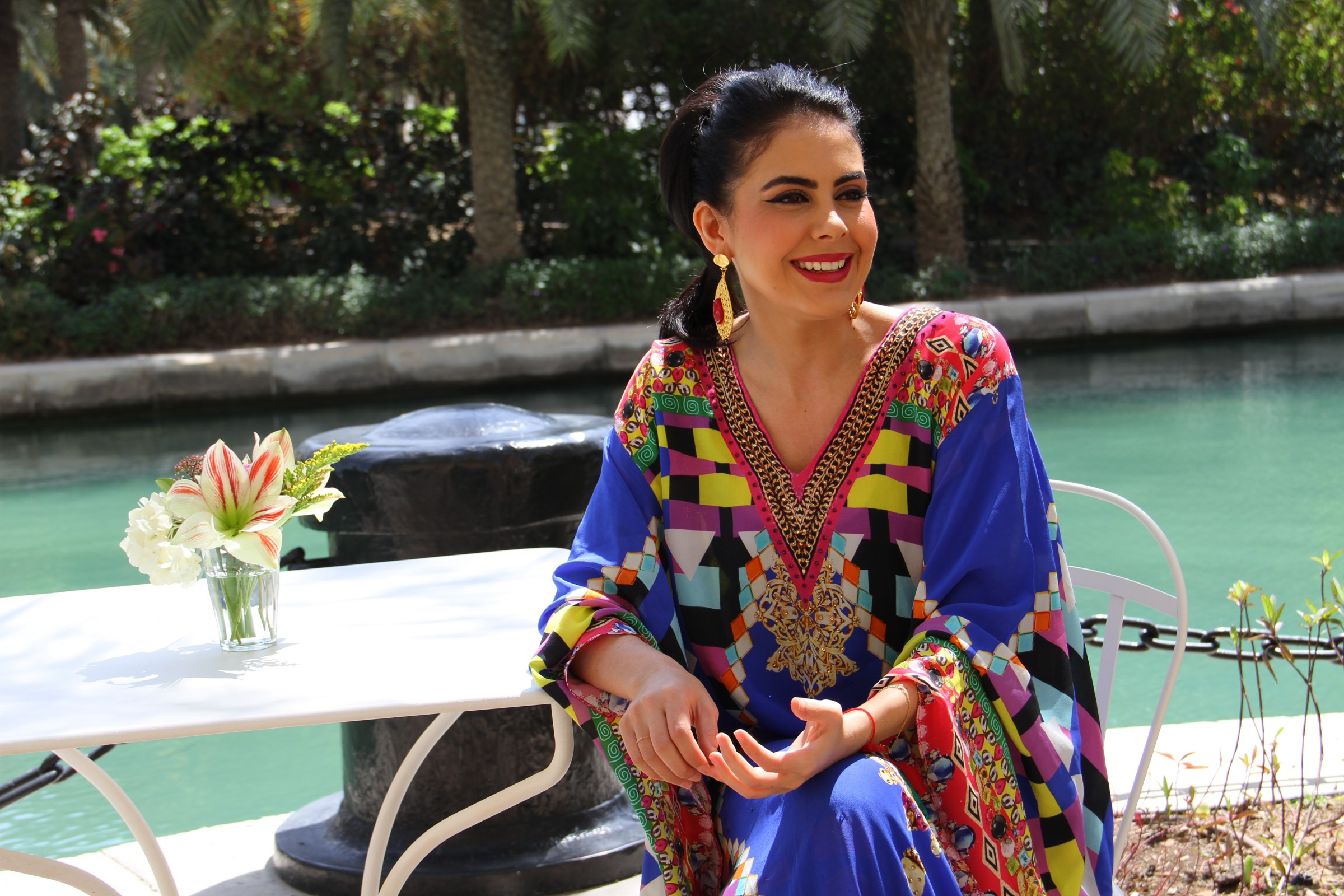 Style Secrets: Tamara Al Gabbani