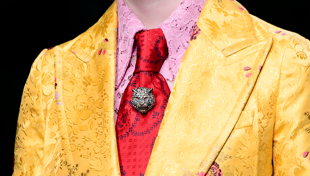 The Rise of the Brooch
