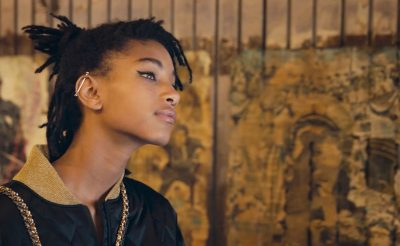 Watch: Willow Smith makes tracks in Tokyo with Chanel Gabrielle